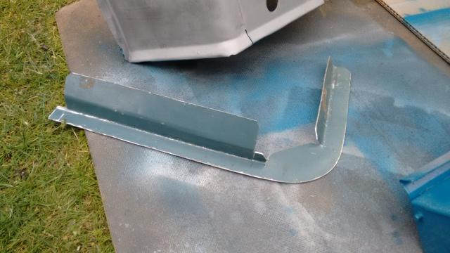 Repair section