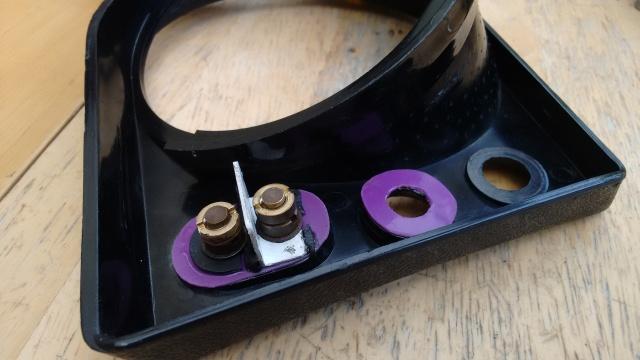 Repairs and improved insulator